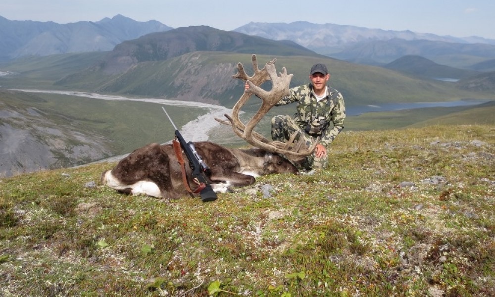 Northern Brooks Range Trophy Caribou Hunting Arrowhead Outfiiters LLC